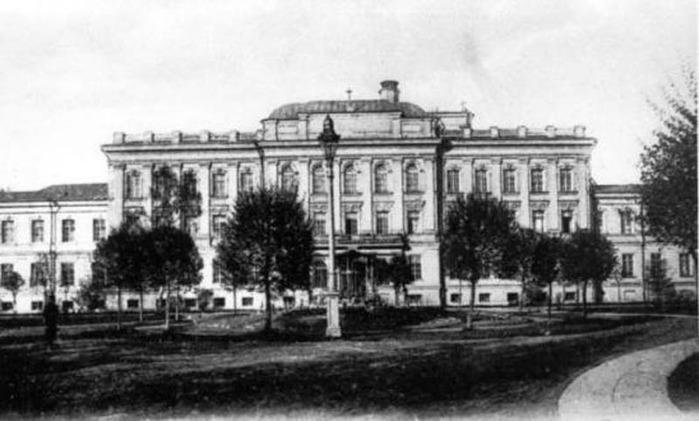 Руководство Военно-Медицинским Факультетом Томского Военно Медицинского Института