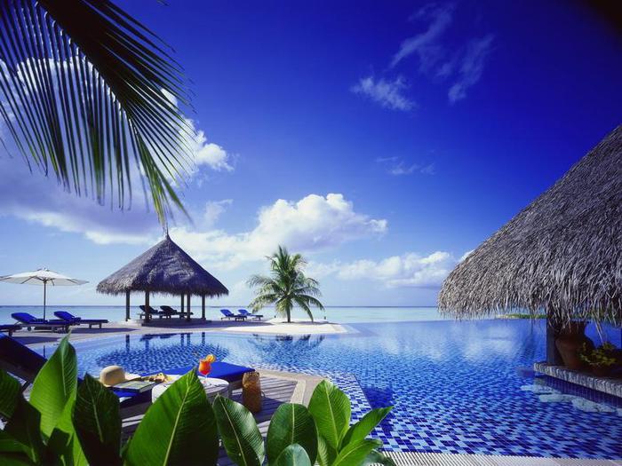 Мальдивы! Экзотические острова!