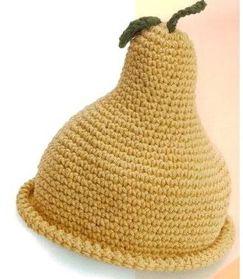 детские шапочки крючком на осень.