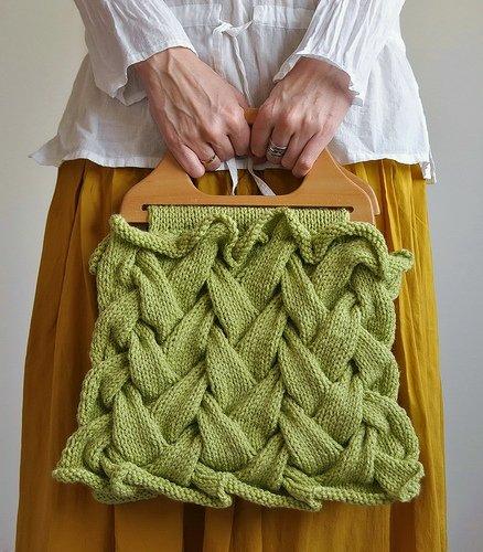 b Осинка вязание крючком схемы бесплатно.  Сумки вязанные