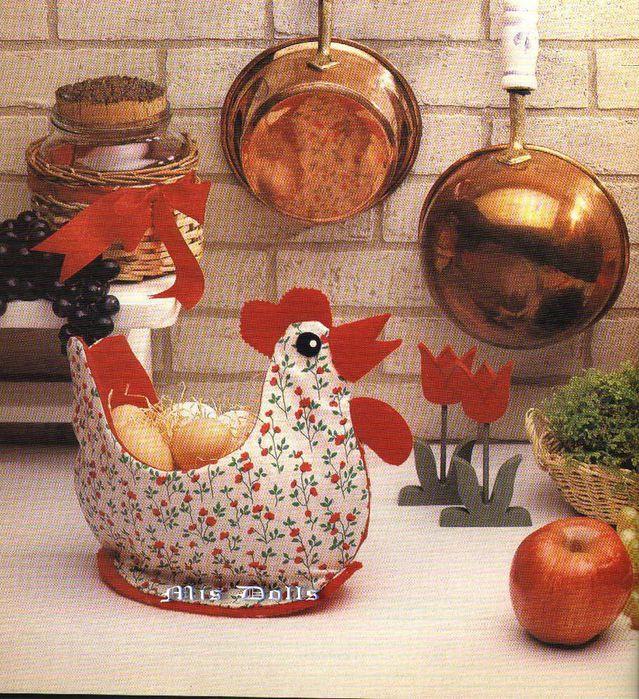 Сшить курицу на пасху