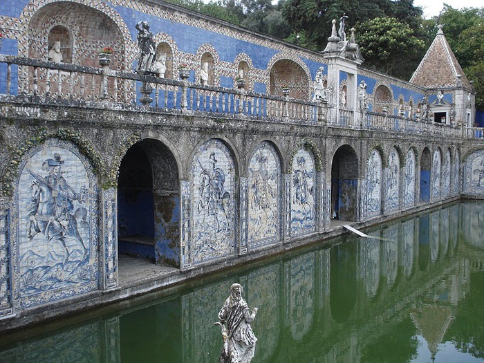 Дворец маркизов фронтейра palacio dos