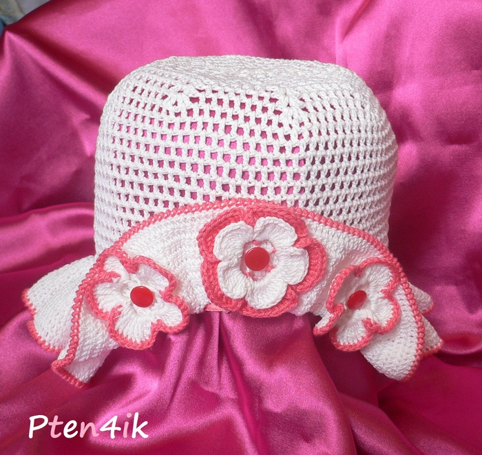 Gift presents spring hats crochet pattern kids craft for Craft hats for kids
