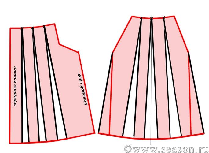 Блузки На Основе Сапожковской Рубашки