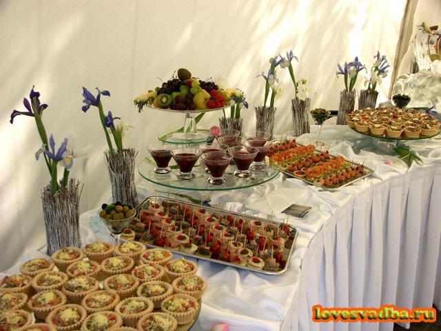Дизайн праздничный столов