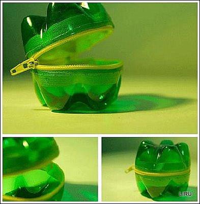 craft ideas for kids: Metal Plastic Bottle Caps Create Pigs