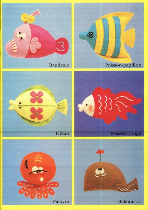 Крошечные куколки.  Книга с выкройками.  Прочитать целикомВ.