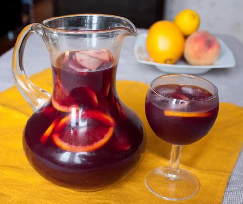 Сангрия, Напитки, Вкусные проверенные рецепты с пошаговыми фото и...
