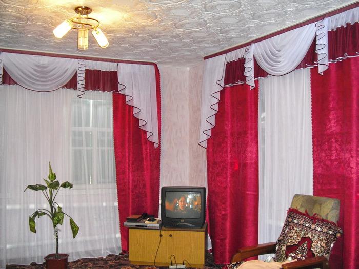 Как сшить ночные шторы своими руками фото
