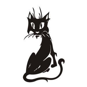 Породы черных кошек.
