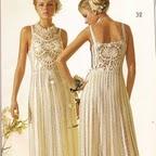 Всевозможные модели вязаных платьев,летние и зимние,длинные и короткие,вечерние и для отдыха.