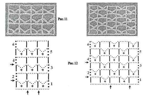 Филейная сетка крючком схемы вязания, применение Идеи для творчества