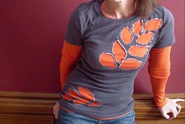 Декорирование футболки своими руками Crazy-hand.ru