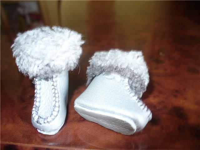 Как сделать для куклы обувь своими руками