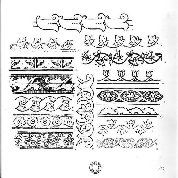 Узоры для вязания круглыми спицами