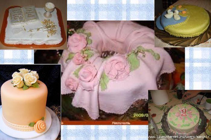 Как хранить торт украшенный мастикой