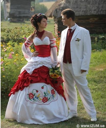 Re: свадьба в Украинском стиле.