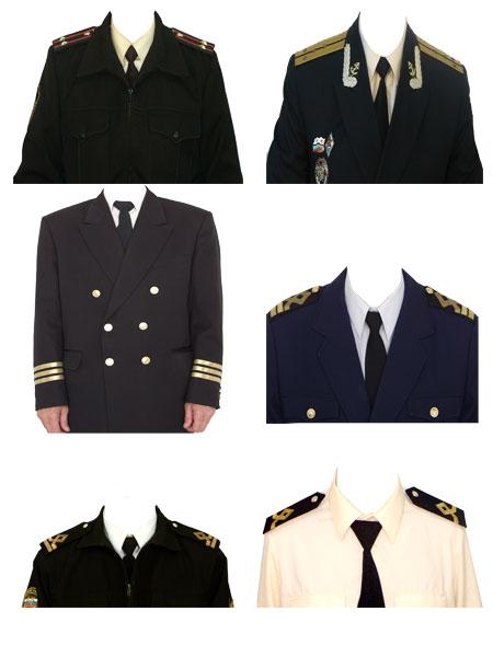 Категория: Шаблоны для фотошопа Добавил.  Морские военные формы.