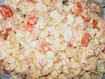 Продукты : Цветная капуста Помидоры (у меня на тот момент были черри, но можно и обыкновенные порезать кубиками)...