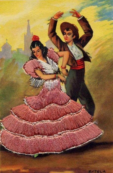 Широкое распространение андалузских танцев, их эмоциональность и зрелищность послужили причиной того...