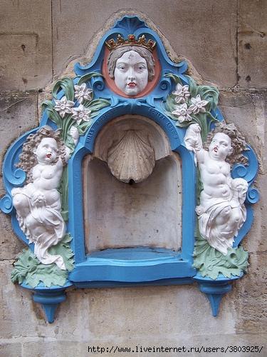 Питьевые фонтаны интересная история