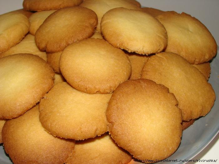 Приготовление печений в домашних условиях