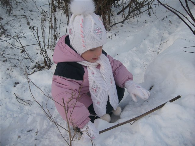 Шапка для девочки (2-6 лет) вязаная розовая Joli Bebe.