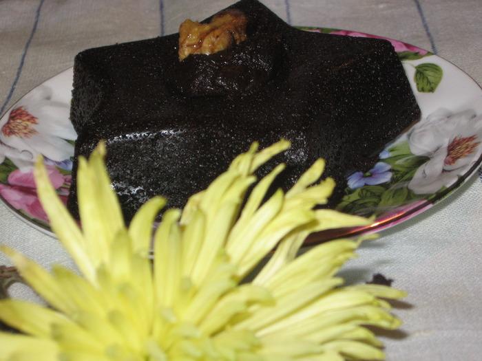 торт без яиц фото рецепт
