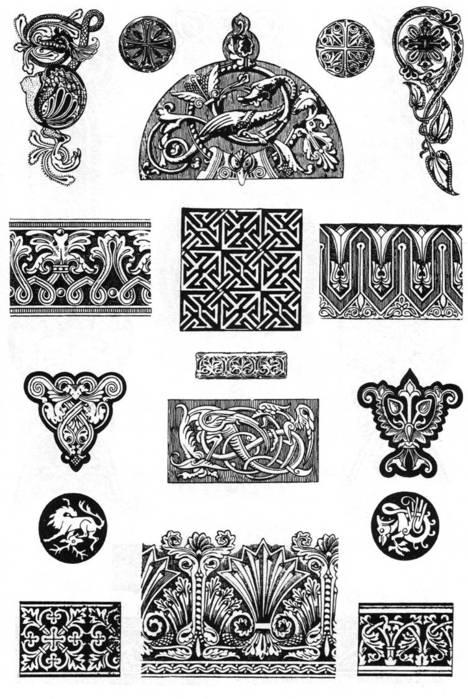 Авторский комментарий: Византийский стиль в интерьере Дизайн.