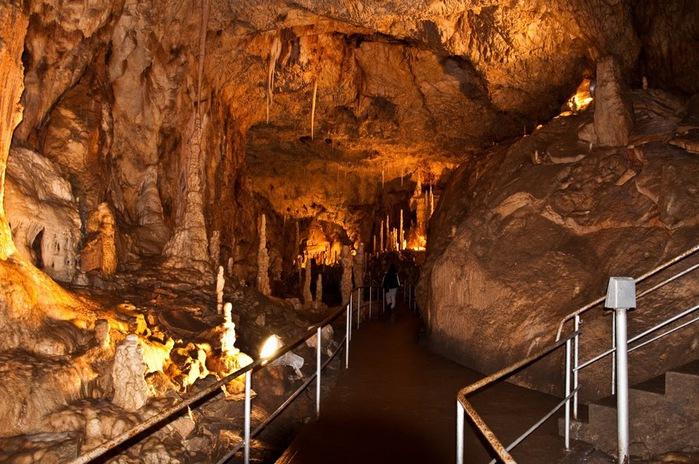 Медведь Пещера в селе Chiscau - Румыния - Bears' Cave, Chiscau, Romania, 39697