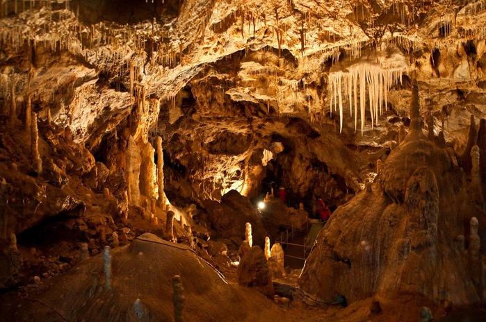 Медведь Пещера в селе Chiscau - Румыния - Bears' Cave, Chiscau, Romania, 98294