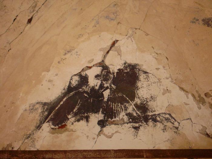 40 Покровское на Могзе лик Христа (700x525, 120Kb)