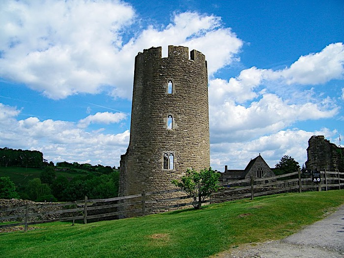 Замок Фарлейг Хангерфорд - Farleigh Hungerford Castle 56225