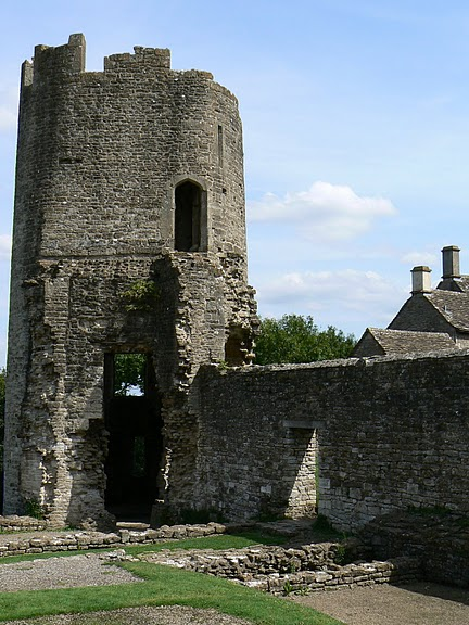 Замок Фарлейг Хангерфорд - Farleigh Hungerford Castle 45644