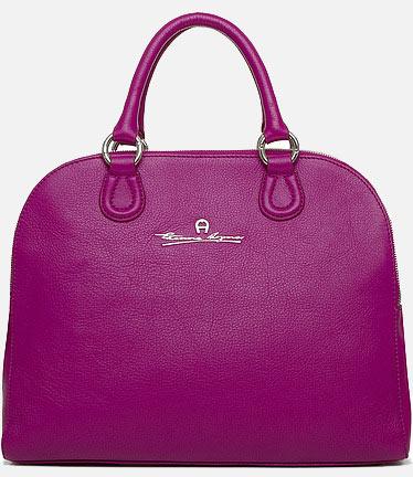Немецкий бренд Aigner хорошо известен в Европе: с этими сумками...