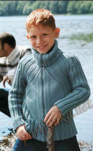 Вязание спицами для мальчика 15 года
