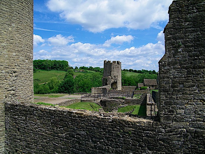 Замок Фарлейг Хангерфорд - Farleigh Hungerford Castle 90806
