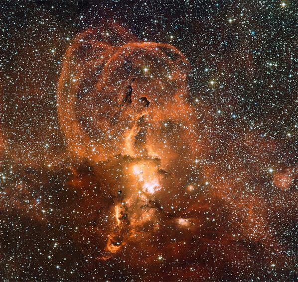 туманность-NGC-3582 (598x567, 239Kb)
