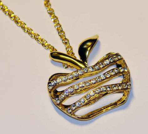 MJ Jewelry 036 - Gold Apple 24k (472x429, 23Kb)