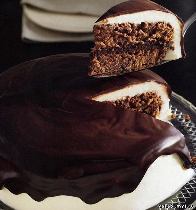 Торт шоколадный рецепт с фото 21 may 2013