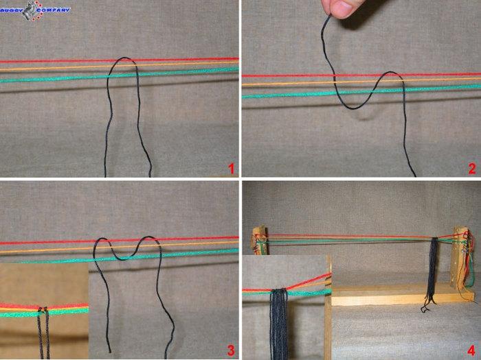 Как сделать шиньон самой