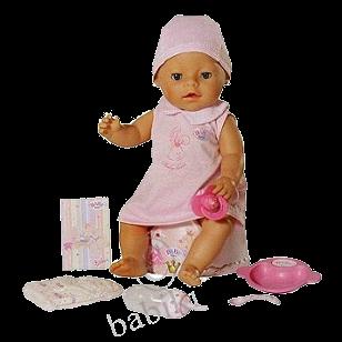 """БебиБорн не хочет какать! """" за считанные дни облетела весь рунет.  Кукла Baby Born, выполненная с максимальным..."""