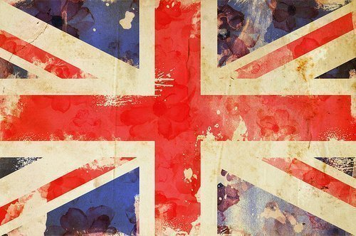 британский флаг своими руками