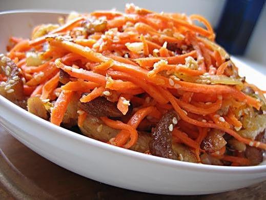 корейский салат. (519x389, 51Kb)