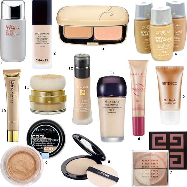Какие лучше всего средства для макияжа