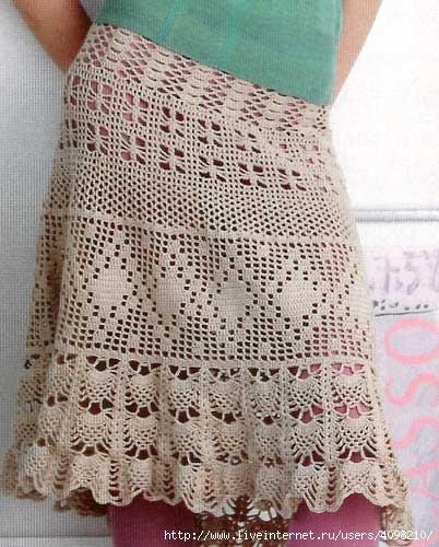вязание крючком для девочек юбки схемами, вязаные пледы крючком.