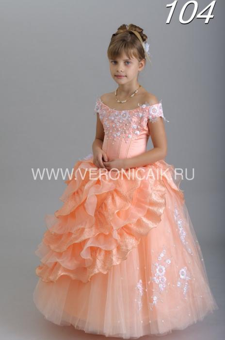 Как сшить платье на выпускной в детский сад
