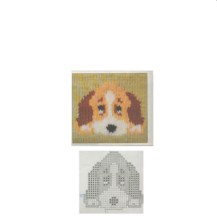 Собачка (700x700, 80Kb)