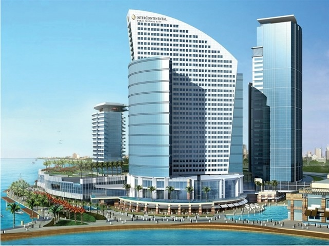 1. Intercontinental Dubai Festival City (640x480, 172Kb)