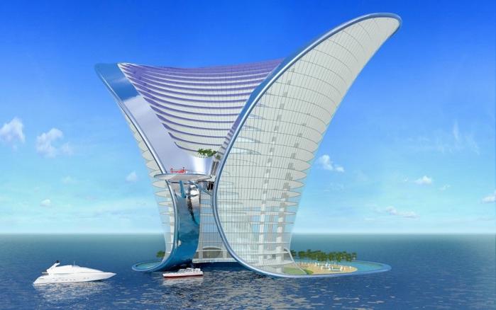 3. Futuristic Concept Hotels (700x438, 182Kb)